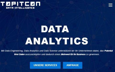 TOPITCON | DATA INTELLIGENCE